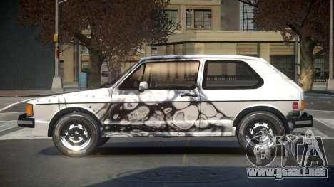 Volkswagen Rabbit GS S5 para GTA 4