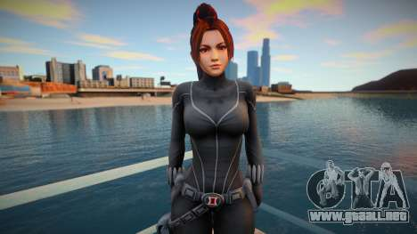 Mai Black Widow para GTA San Andreas