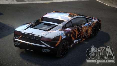 Lamborghini Gallardo IRS S5 para GTA 4