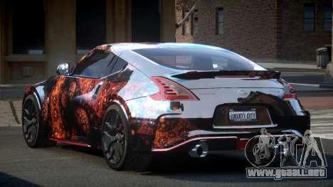 Nissan 370Z GS-R S10 para GTA 4