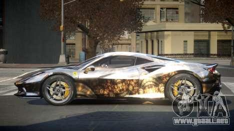 Ferrari F8 BS-R S2 para GTA 4