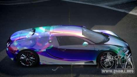 Bugatti Veyron PSI-R S9 para GTA 4
