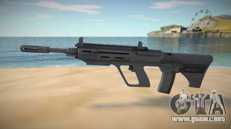 M4 from GTA Online DLC Cayo Perico Heist para GTA San Andreas
