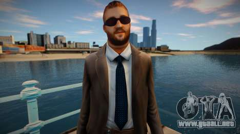 Espía ruso para GTA San Andreas