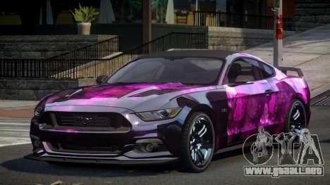 Ford Mustang BS-V S1 para GTA 4