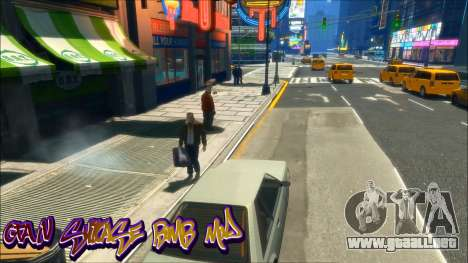 GTA IV Suitcase Bomb Mod para GTA 4