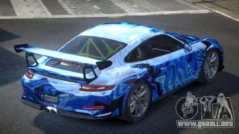 Porsche 911 BS GT3 S8 para GTA 4