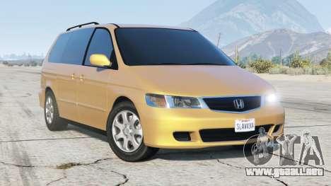 Honda Odyssey (RL1) 2002〡add-on
