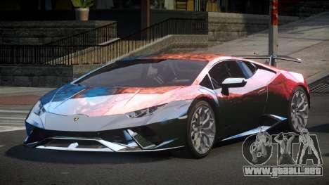 Lamborghini Huracan BS-Z S8 para GTA 4