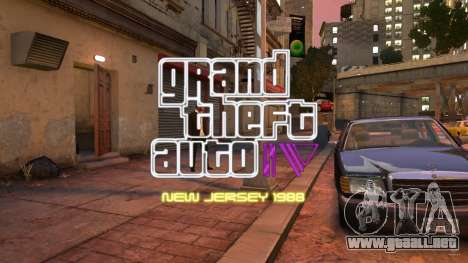 1988 New Jersey (Alderney) para GTA 4