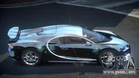 Bugatti Chiron BS-R S6 para GTA 4
