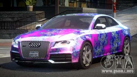 Audi RS5 BS-U S3 para GTA 4