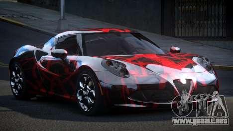 Alfa Romeo 4C U-Style S5 para GTA 4