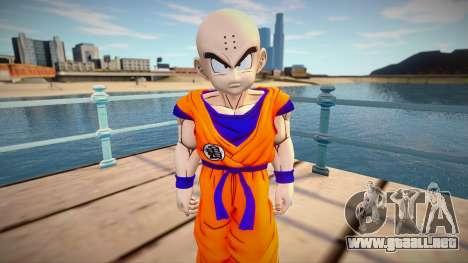 Krilin from Dragon Ball Xenoverse 2 para GTA San Andreas