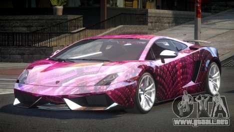 Lamborghini Gallardo SP-Q S6 para GTA 4