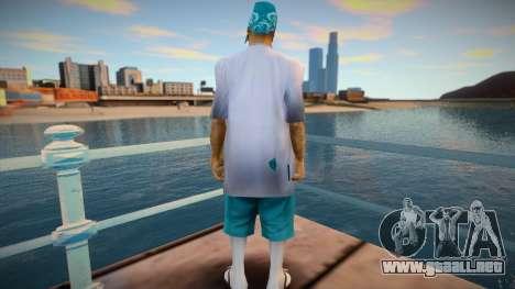 New vla3 skin para GTA San Andreas