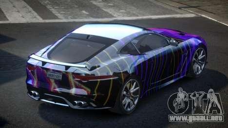 Jaguar F-Type U-Style S9 para GTA 4