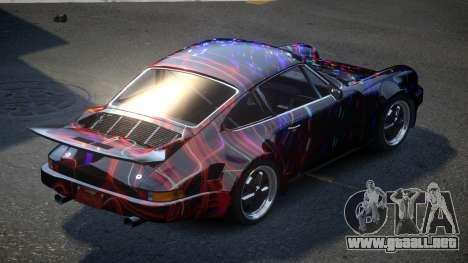 Porsche 911 GS U-Style S6 para GTA 4