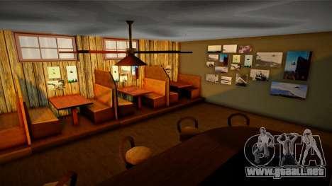 UFO Bar Textures Overhaul 2.0 para GTA San Andreas