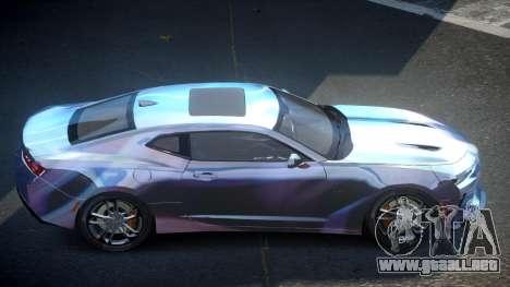 Chevrolet Camaro GS-R S8 para GTA 4