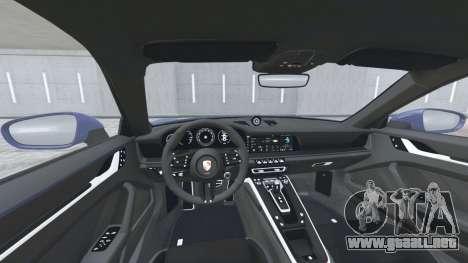 Porsche 911 Turbo S (992) 2020〡add-on v1.1