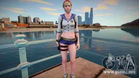 Sherry Ex1from Resident Evil 6 para GTA San Andreas