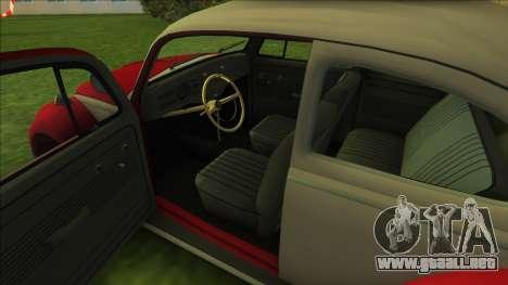 Volkswagen Beetle 1967 para GTA Vice City