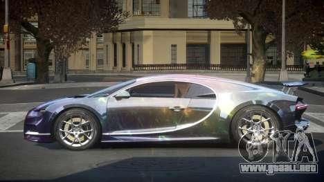 Bugatti Chiron BS-R S7 para GTA 4