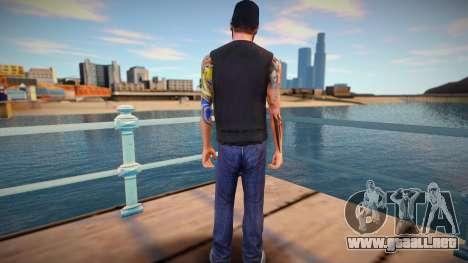 Deuce para GTA San Andreas