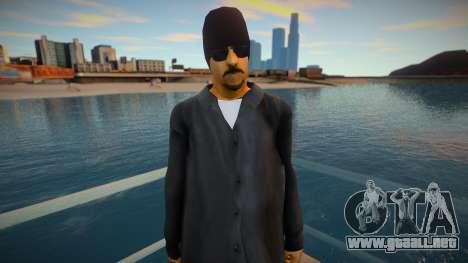 LatinOne para GTA San Andreas