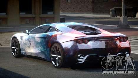 Arrinera Hussarya S5 para GTA 4