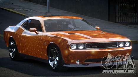 Dodge Challenger SP 392 S8 para GTA 4