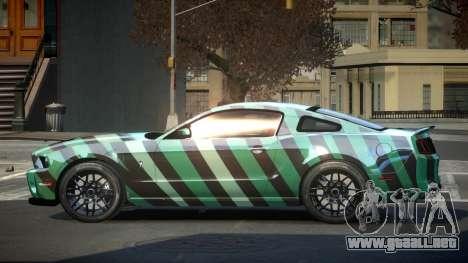 Shelby GT500 GST-U S5 para GTA 4
