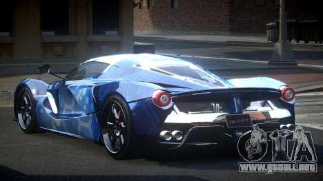 Ferrari LaFerrari US S6 para GTA 4