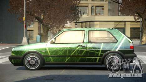 Volkswagen Golf SP-U S7 para GTA 4