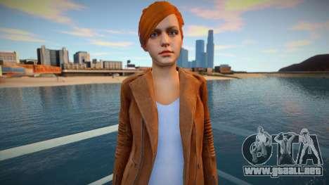 Mary Jane v1 para GTA San Andreas