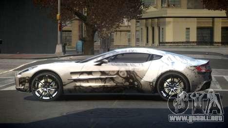 Aston Martin BS One-77 S8 para GTA 4