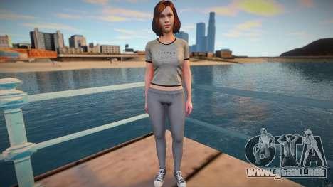 Lucy para GTA San Andreas