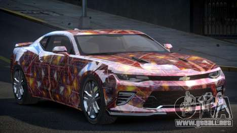 Chevrolet Camaro GS-R S5 para GTA 4