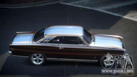 Chevrolet Nova PSI US S10 para GTA 4