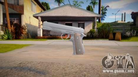 RE2: Remake - M19 para GTA San Andreas