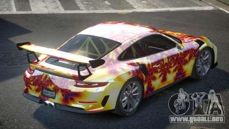Porsche 911 BS GT3 S1 para GTA 4