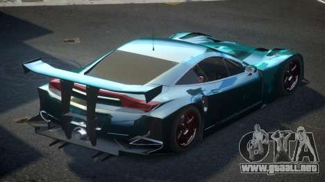 Honda HSV US S1 para GTA 4