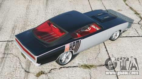 Plymouth Barracuda Fórmula S Hemi-S 1968〡add-on