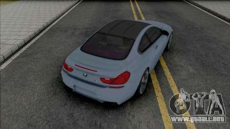 BMW M6 Coupe (SA Lights) para GTA San Andreas
