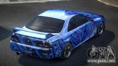 Nissan Skyline R33 US S9 para GTA 4