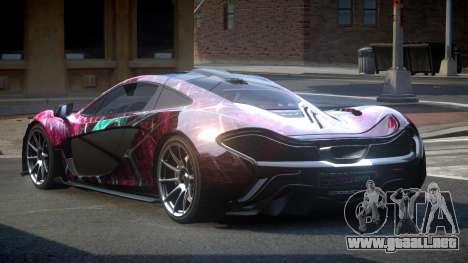 McLaren P1 ERS S6 para GTA 4