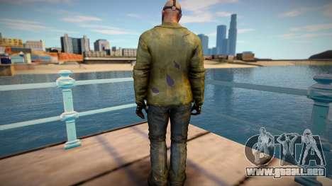 Jason Voorhees [Mortal Kombat X] para GTA San Andreas