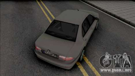 Ikco Samand Soren ELX [HQ] para GTA San Andreas