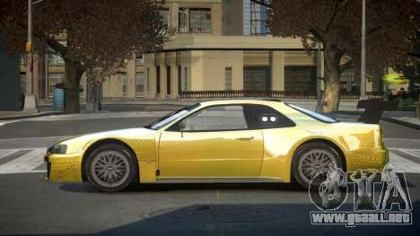 Nissan Skyline R34 US S6 para GTA 4